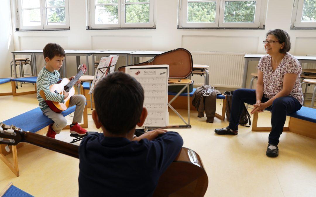 Kooperation mit der Musikschule Coesfeld